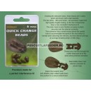 Conector Drennan Quick Change Beads - Small