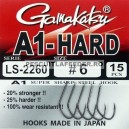 Carlige Gamakatsu LS-2260NSB A1 Hard
