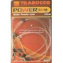 Montura Trabucco Power Gum  pentru Feeder 2buc/set 33cm