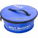 Map Large EVA Ground Bait Bowl with Lid