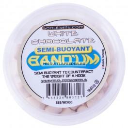 Sonubaits Semi Buoyant Bandum White Chocolate