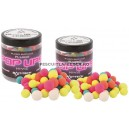 Bait-Tech  Fluoro Pop Ups Pineapple & Squid 8mm & 10mm