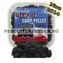 Haldorado - Top 10 Carp Pellet Pelete Negre