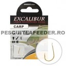Carlige Legate Excalibur Carp Classic Gold
