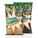 Dynamite Baits Frenzied Hemp Super Match Black Ground Bait 1kg