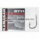 Carlige Kamasan B611 X Strong Wide Gape