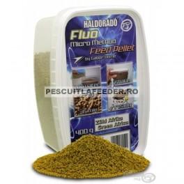 Haldorado - Fluo Micro Method Feed Pellet - Green Africa
