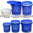 Haldorado - Galeata cu lighean si capac - 5 litri