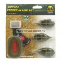 Set Behr Method Feeder in Line