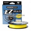 Fir SpiderWire EZ Braid Hi-Vis Yellow 100m