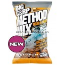 Bait-Tec Big Carp Method Mix Tiger & Peanut 2 kg Nou