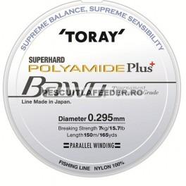 Toray Bawo Super Hard Polyamide Plus Olive Green -150m