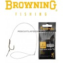 Browning Method Feeder Leader With Bait Sting