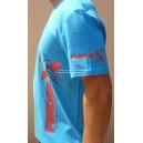 Tricou Clasic FeederX  Albastru