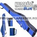 Husa Haldorado Hard Blue 160cm 4 compartimente