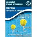 Haldorado - Spin de momeala cu inel de silicon  7mm