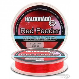Haldorado - Fir Red Feeder  - 300m