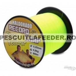 Fir Haldorado Record Carp Fluo Yellow 900m