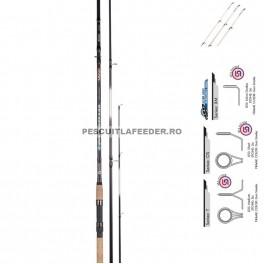 Lanseta Colmic Ghepard Feeder 3.90m 150gr 3buc