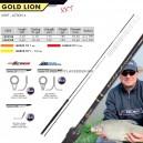 Lanseta Colmic Gold Lion Feeder 3.60m 35gr 2 buc