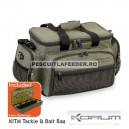 Korum ITM Tackle & Bait Bag