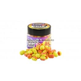 Benzar Mix Bicolor Method Pellet Portocale si Capsuni