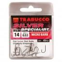 Carlige Trabucco Feeder Silver Specialist