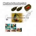 Set behr Method Feeder in Line 50 si 60 gr