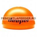 Carcasa Deeper portocalie (utilizare nocturna)