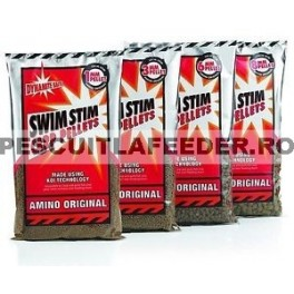 Pelete Dynamite Baits Swim Stim Amino Original 1mm 900gr
