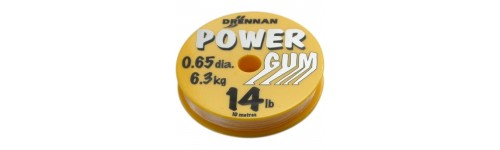Fire power gum