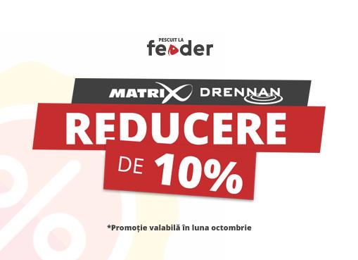 drennan matrix reducere 10%