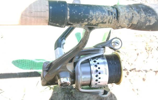 mulineta feeder Ryobi Zauber 3000