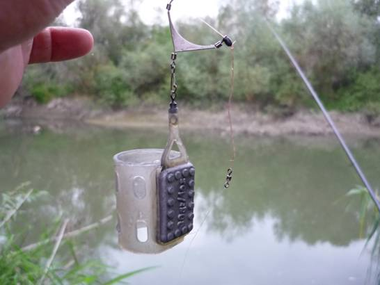 O montura eficienta atat pe rau cat si pe lac