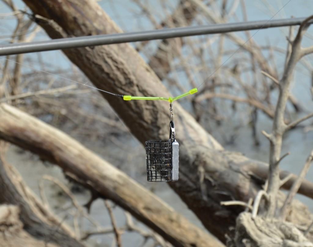 Cosulet Preston Wire Cage cu ochiuri mari