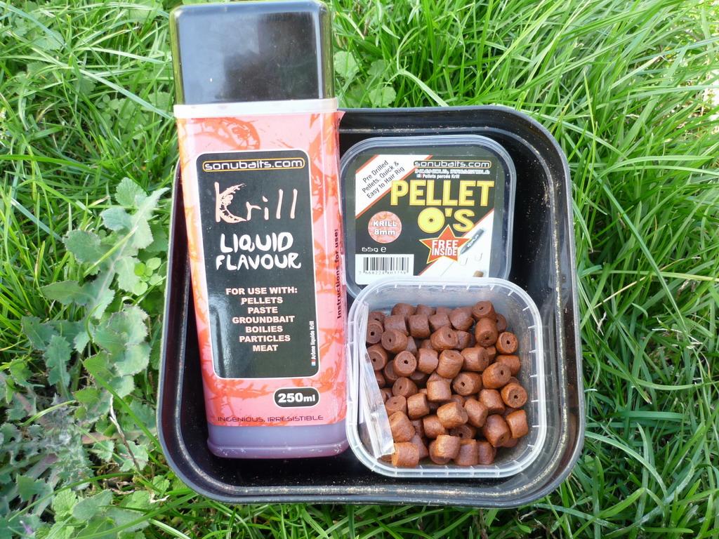 Pelete si aditiv de Krill de la Sonubaits