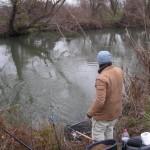 pescuit la feeder pe caras scobari Mario Gabor