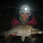 pescuit la feeder crap vara lac Titeiu Sabin