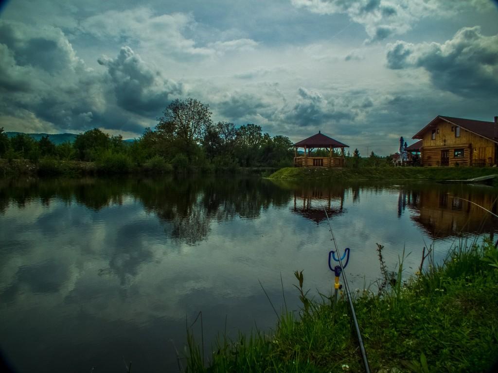 pescuit feeder lac marius negrea