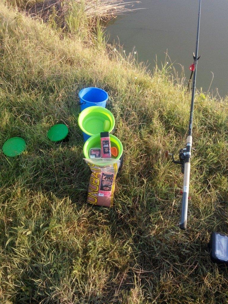 pescuit la feeder balta nada