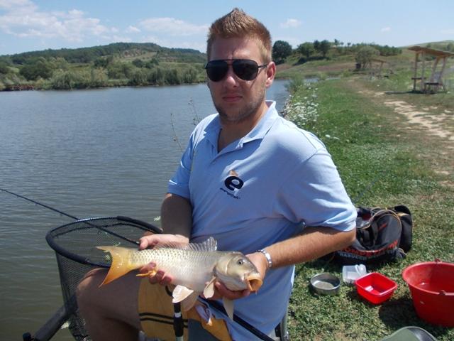 pescuit la feedr balta amenajata crap