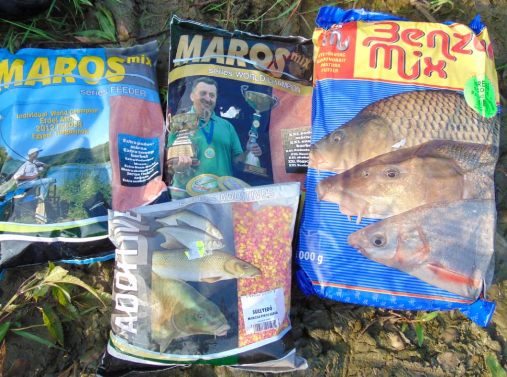 Combinatie de nada ideala pentru pescuitul pe ape curgatoare