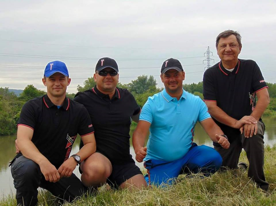 Pescarii români prezenţi la Cupa Browning